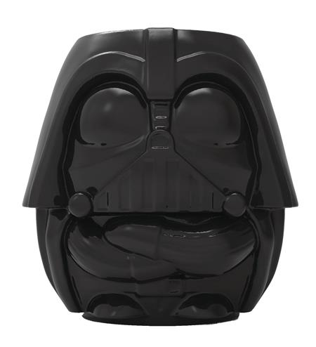 STAR WARS DARTH VADER CHIBI CERAMIC SCULPTED MUG (C: 1-1-2)