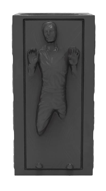 STAR WARS HAN SOLO CARBONITE CERAMIC SCULPTED MUG (C: 1-1-2)