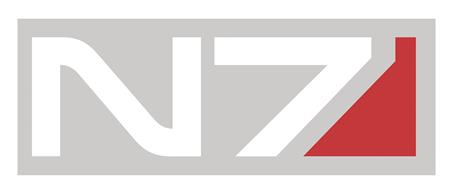 MASS EFFECT N7 DECAL (C: 1-1-2)
