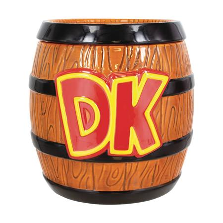 SUPER MARIO BROS DONKEY KONG COOKIE JAR (C: 1-1-2)