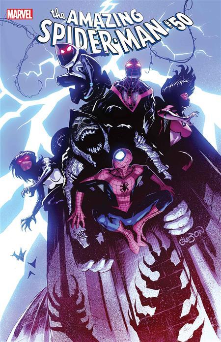 AMAZING SPIDER-MAN #50