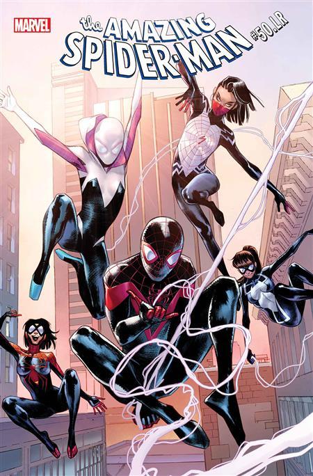 AMAZING SPIDER-MAN #50.LR