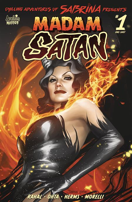 SABRINA MADAME SATAN ONE SHOT #1 CVR A OHTA (MR)