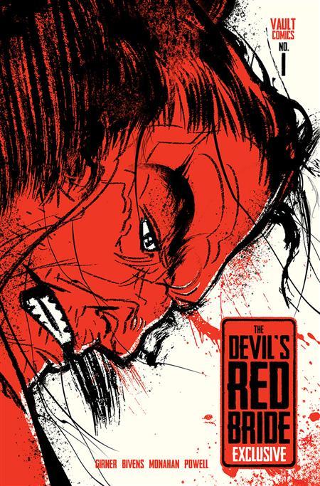 DEVILS RED BRIDE #1 CVR C GOODEN DANIEL (MR)