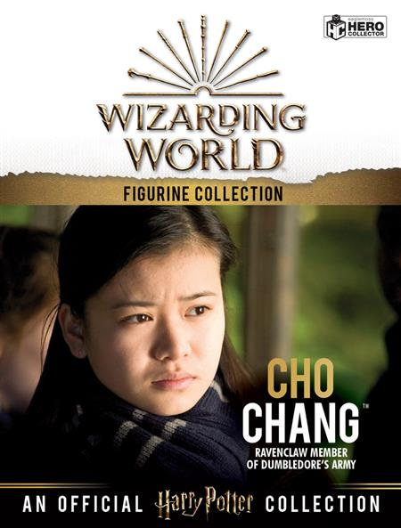 HP WIZARDING WORLD FIG COLLECTION #45 CHO CHANG (C: 1-1-2)