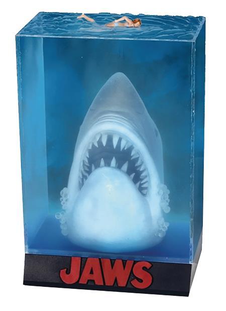 JAWS 3D MOVIE POSTER DIORAMA (C: 1-1-2)