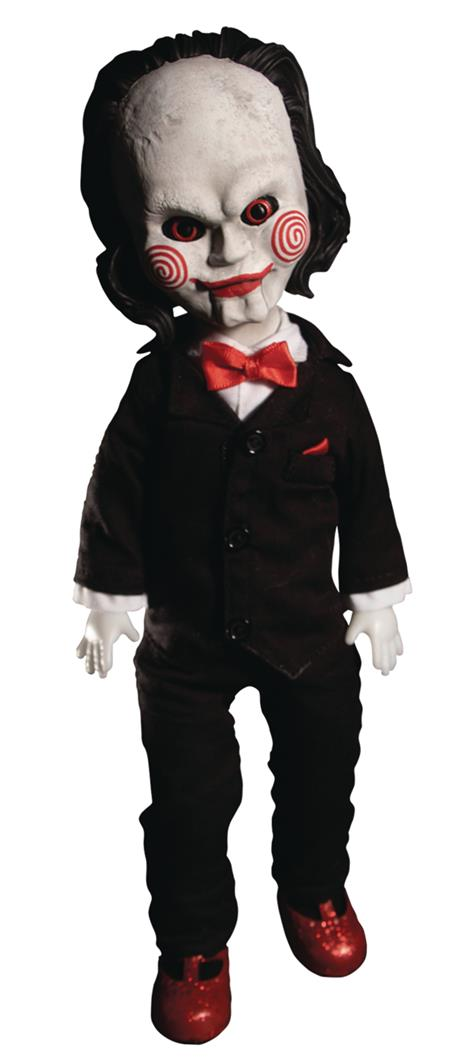 LIVING DEAD DOLLS SAW BILLY DOLL (C: 1-1-2)