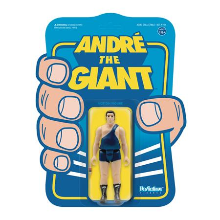 ANDRE THE GIANT ANDRE SLING REACTION FIGURE (Net) (C: 0-1-2)