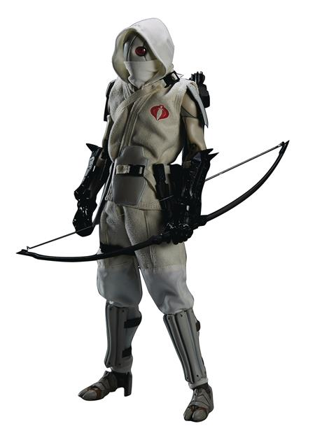 GI JOE X TOA HEAVY INDUSTRIES STORM SHADOW PX 1/6 SCALE AF (