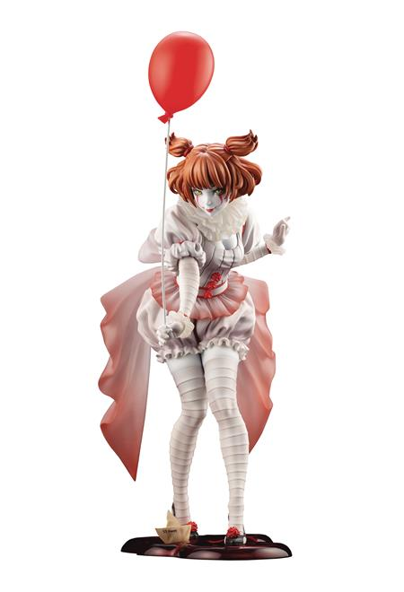 IT 2017 PENNYWISE BISHOUJO STATUE (Net) (C: 1-1-2)