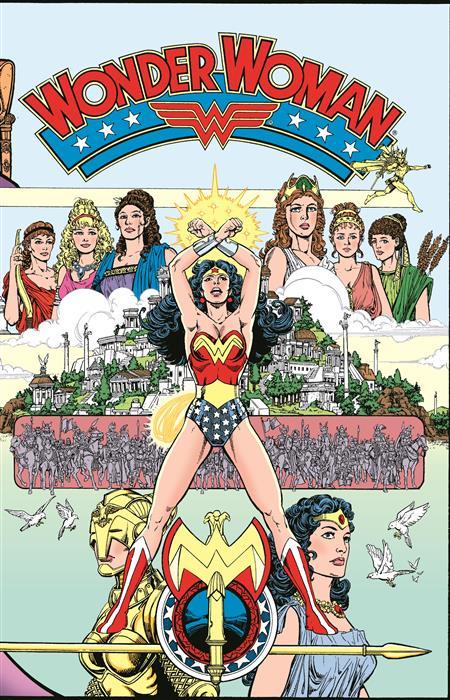 WONDER WOMAN #1 (1987) FACSIMILE EDITION