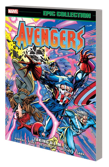 AVENGERS EPIC COLLECTION TP TAKING AIM