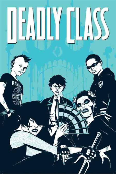 DEADLY CLASS DLX HC DCBS EXC