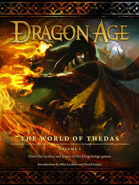 dragon age the world of thedas volume 1 pdf free