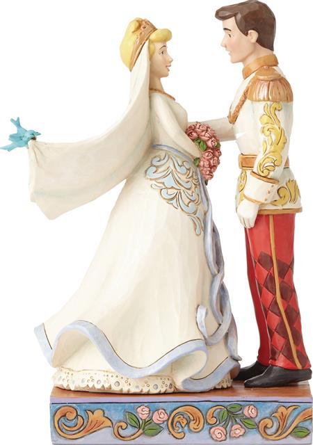 Disney Traditions Royal Wedding Cinderella Amp Prince Fig C