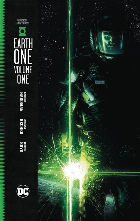 GREEN LANTERN EARTH ONE HC VOL 01
