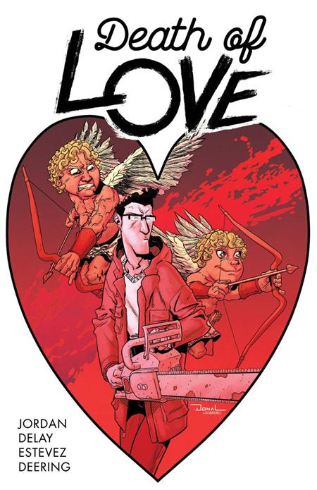 DEATH OF LOVE #1 (OF 5) (MR)
