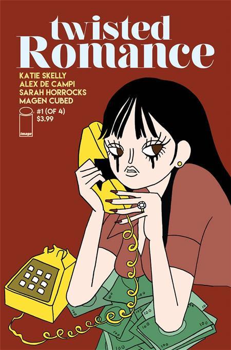 TWISTED ROMANCE #1 (OF 4) (MR)