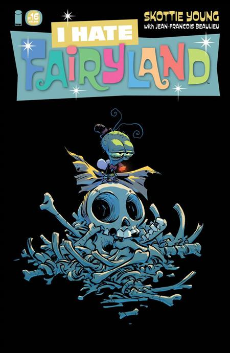 I HATE FAIRYLAND #16 CVR A YOUNG (MR)