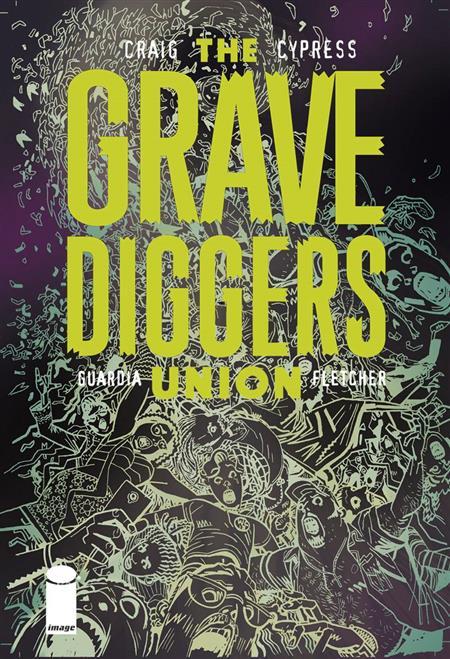 GRAVEDIGGERS UNION #4 (MR)