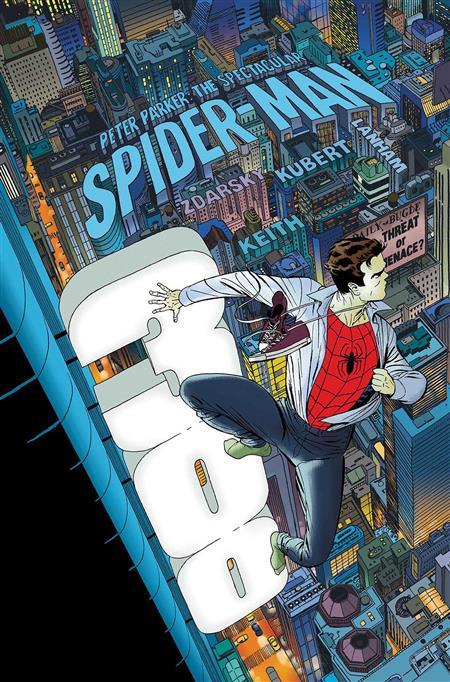 PETER PARKER SPECTACULAR SPIDER-MAN #300 LEG