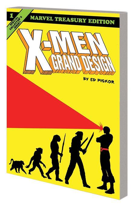 X-MEN GRAND DESIGN TP
