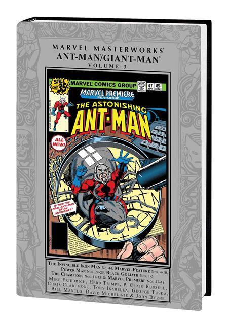 MMW ANT-MAN GIANT-MAN HC VOL 03