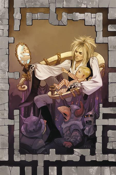 JIM HENSON LABYRINTH #1 (OF 12)