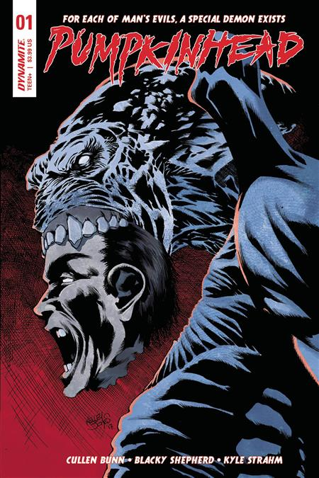 PUMPKINHEAD #1 (OF 5) CVR A JONES