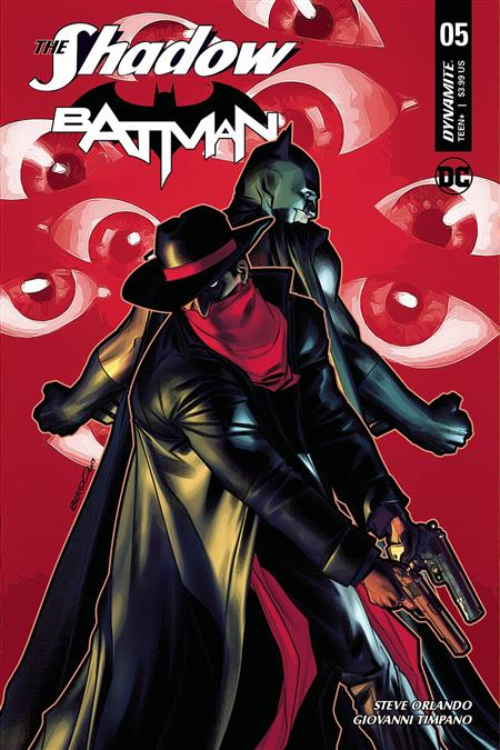 SHADOW BATMAN #5 (OF 6) CVR A PETERSON