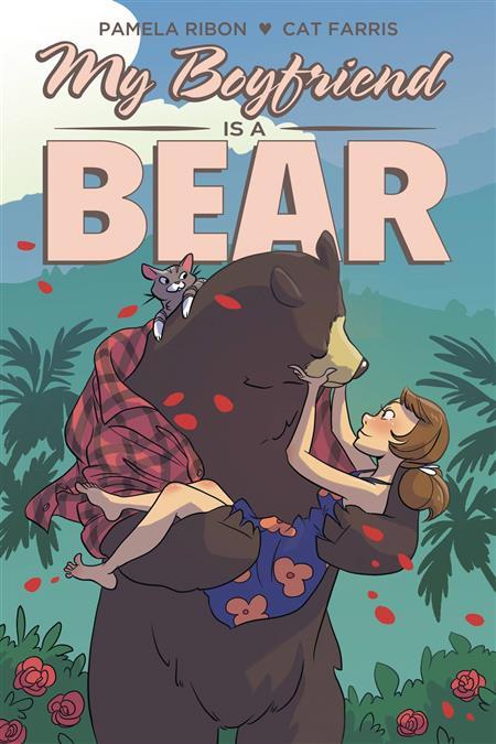 MY BOYFRIEND IS A BEAR ORIGINAL GN