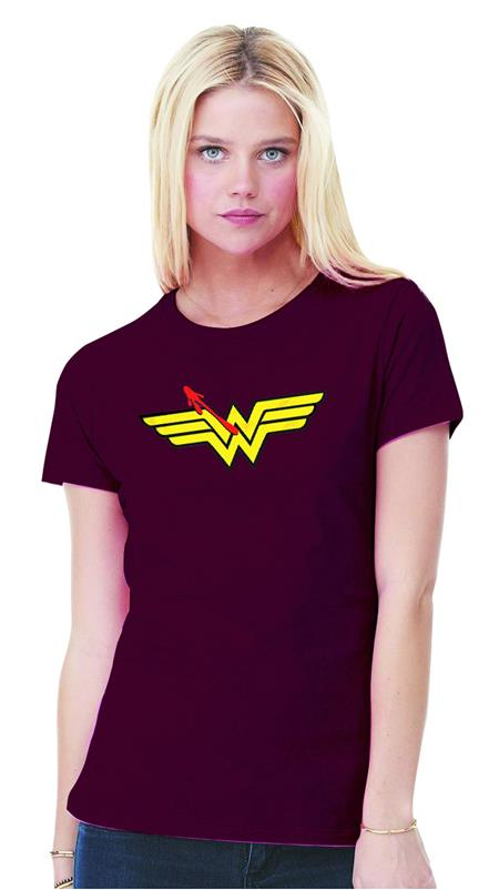 WATCHMEN WONDER WOMAN SYMBOL T/S LG (C: 1-1-2)