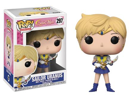 POP SAILOR MOON SAILOR URANUS VINYL FIGURE (C: 1-1-1)