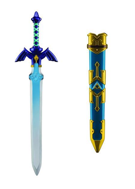 LEGEND OF ZELDA LINK SWORD REPLICA (C: 1-1-2)