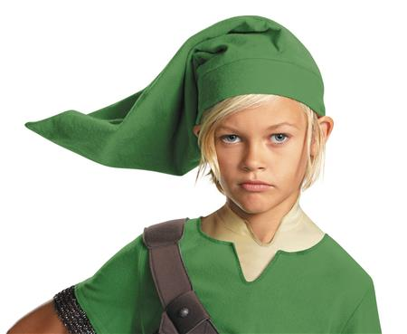LEGEND OF ZELDA LINK CHILD HAT (C: 1-1-2)