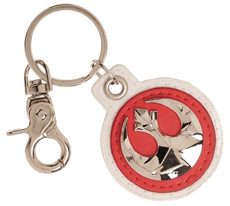 STAR WARS E8 REBEL SYMBOL KEYCHAIN (C: 1-0-2)