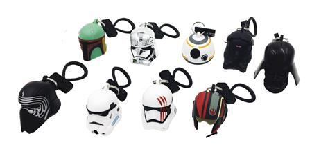 STAR WARS HELMET HANGER 24PC BMB DS (C: 1-1-2)