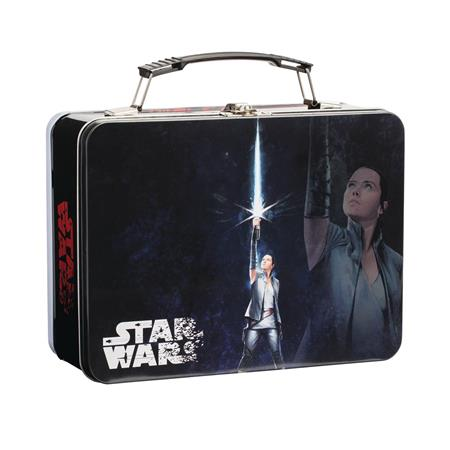 STAR WARS LAST JEDI LARGE TIN TOTE (C: 1-1-2)