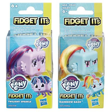 FIDGET ITS MY LITTLE PONY CHARACTER CUBE DIS (Net) (C: 1-1-2