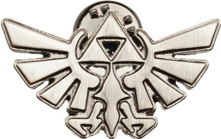 NINTENDO LEGEND OF ZELDA LAPEL PIN (C: 1-1-2)