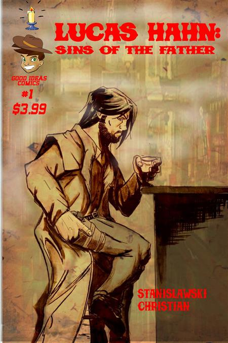 LUCAS HAHN: SINS OF THE FATHER #1