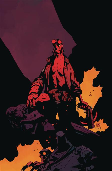 HELLBOY DAY 2019 SEED OF DESTRUCTION 25th Anniversary Edition