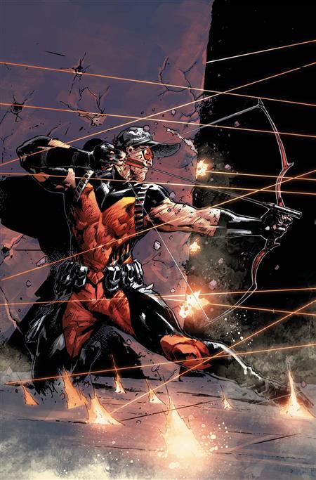 DC COMICS OF 9 HEROES IN CRISIS #6