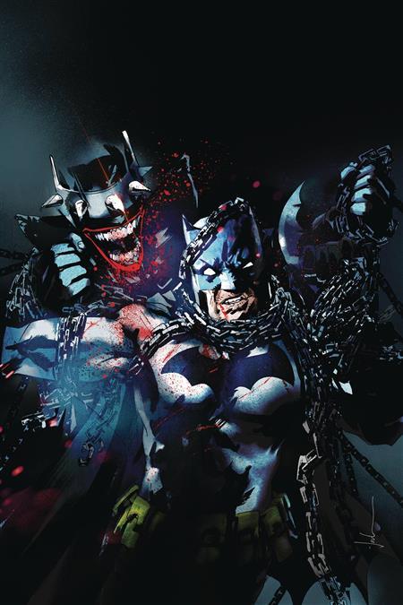 BATMAN WHO LAUGHS #3 (OF 6)