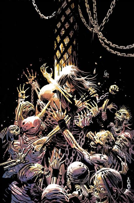 SAVAGE SWORD OF CONAN #1 GARNEY VAR