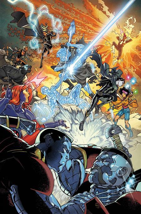 UNCANNY X-MEN WINTERS END #1