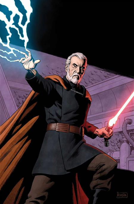 STAR WARS AOR COUNT DOOKU #1