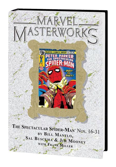 MMW SPECTACULAR SPIDER-MAN HC VOL 02 DM VAR ED 276