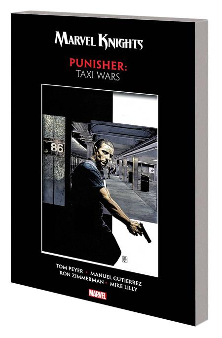 MARVEL KNIGHTS PUNISHER BY PEYER & GUTIERREZ TP TAXI WARS