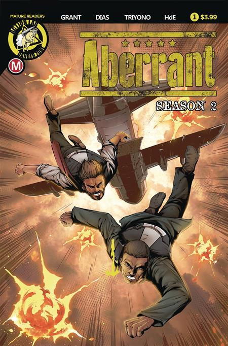 ABERRANT SEASON 2 #1 (OF 5) CVR A LEON DIAS (MR)